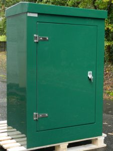 Single door GRP enclosure - CR5
