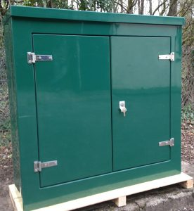 double door GRP cabinets