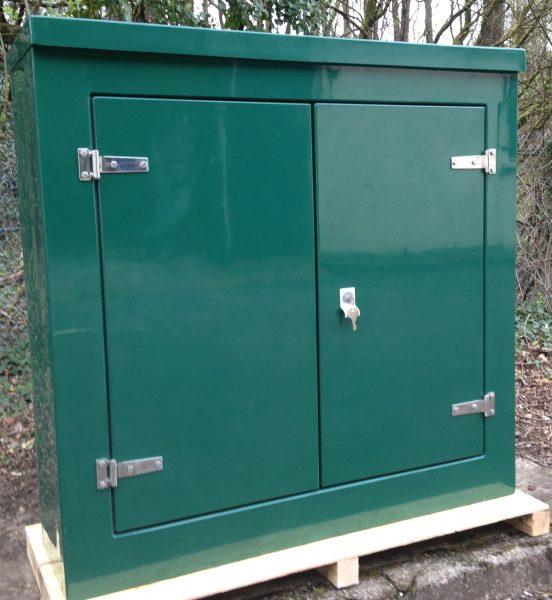double door GRP cabinets