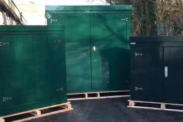 GRP enclosures