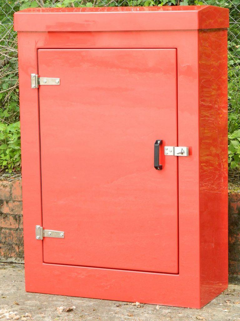 Single door GRP cabinet - CR5
